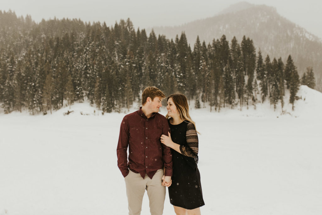 tibble fork engagement photography