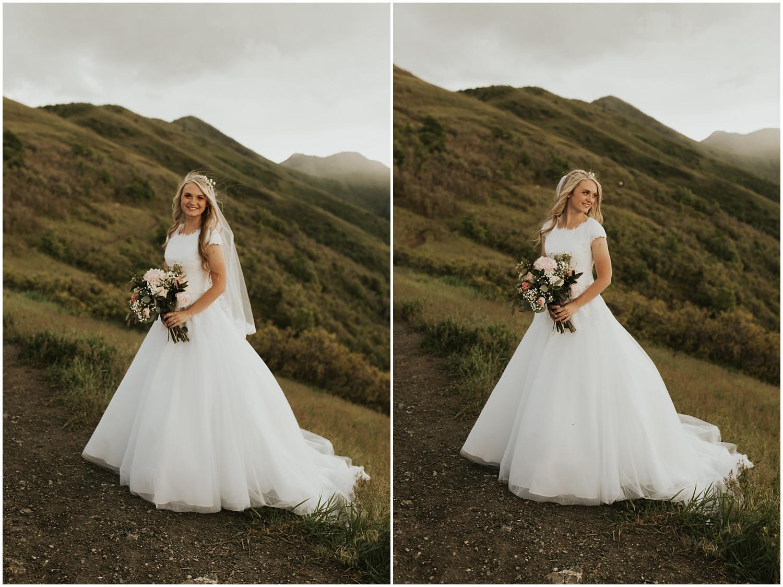 Provo Canyon Summer Bridals